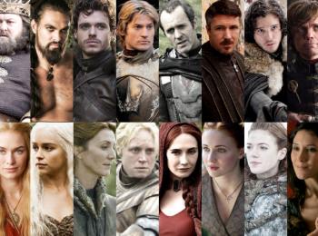Matematicienii au aratat cu ajutorul calculelor cine e personajul principal din Game of Thrones