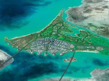 An overview of Saadiyat Islands transformation