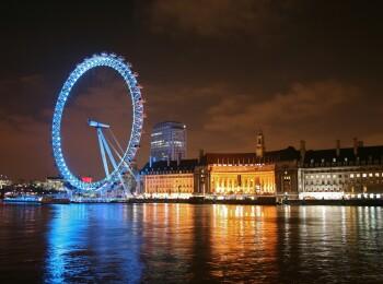 londons eye