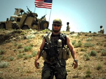 In urma cu cinci ani lupta in trupele Delta, astazi arata...cu totul diferit. Prin ce transformare a trecut acest soldat