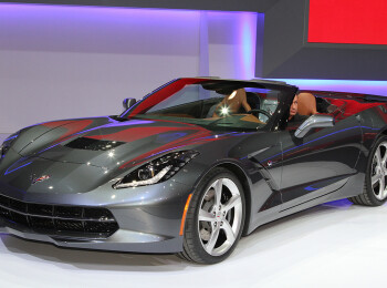 Chevrolet Corvette Stingray Convertible - 5