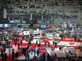Salonul Auto Geneva 2013