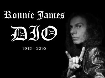 Ronnie James Dio concerteaza la 7 ani de la moarte. Tehnologia il readuce pe scena