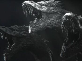 Dragonii din Game of Thrones sunt uriasi in noul sezon: