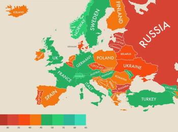 Topul celor mai fericite tari din lume, publicat chiar de Ziua Fericirii! Cine sunt cei mai fericiti oameni si pe ce loc sunt romanii
