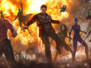 "La avanpremiera filmului ""Gardienii Galaxiei Vol. 2"", vedetele au testat reteta Marvel: adrenalina si umor"
