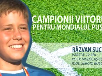 Constelatia celor 12 | Ei sunt copiii MINUNE care vor titlul MONDIAL la cea mai mare competitie pentru juniori. VIDEO