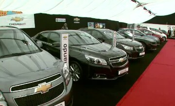 Dealerii au prezentat concurentii directi pentru Dacia Duster (00:59