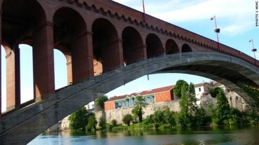 Pont de la Libération, Villeneuve sur Lot
