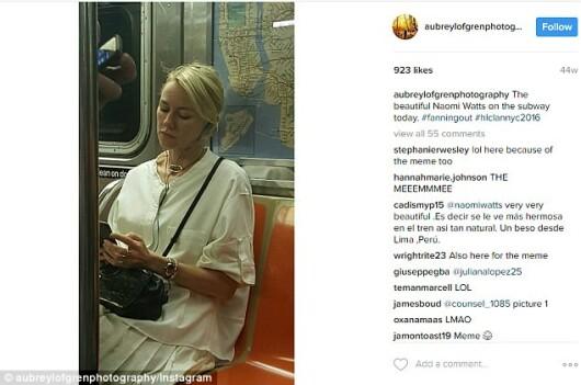 Uite cine merge cu metroul! Cum s-a razbunat o vedeta de la Hollywood pe un fan care i-a facut poza pe ascuns