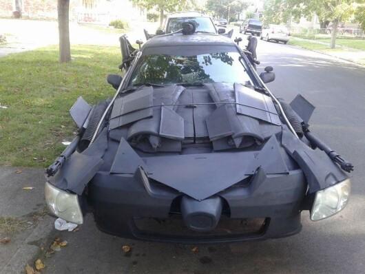 Toyota Batmobil
