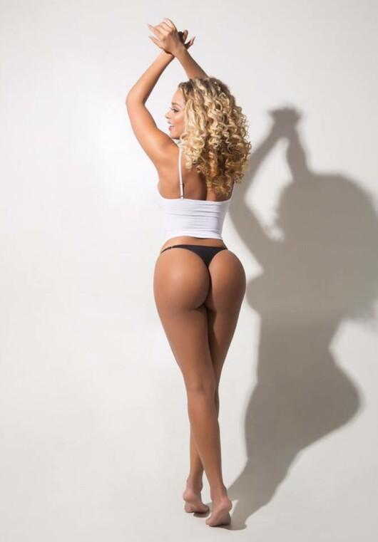 Are 20 de ani si tocmai a fost desemnata femeia cu cel mai frumos posterior! Cine este Miss BumBum 2016