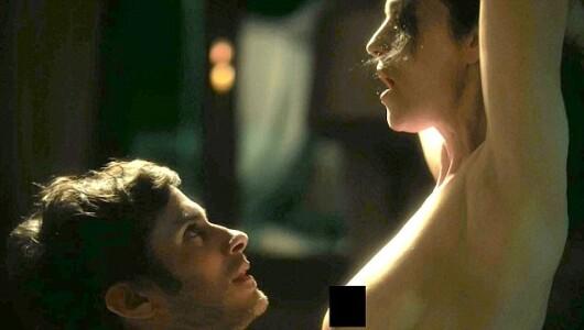 Scene fierbinti cu Monica Bellucci in noul film! Actrita s-a dezbracat la 52 de ani si arata perfect