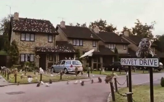 Casa lui Harry Potter, vanduta in realitate pentru o suma uriasa