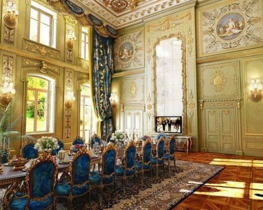 Ucraina, palate, Viktor Ianukovici, Viktor Pşonka