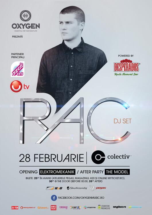 RAC DJ Set