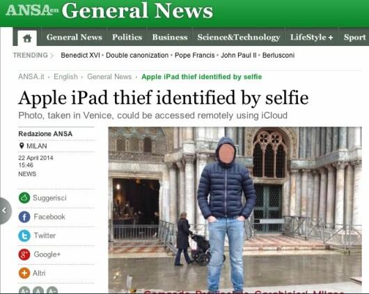 Cum iti poate aduce un selfie pus pe Facebook 15 ani de inchisoare. Deciziile prostesti care i-au trimis in spatele gratiilor
