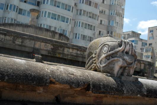 Fantana Dragonului din Constanta