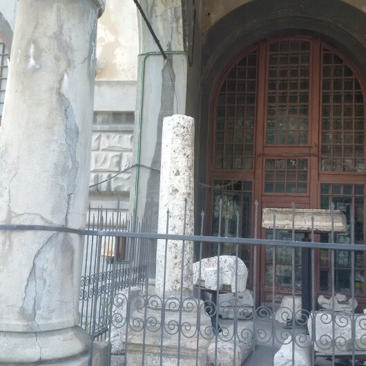 Stalpul Muzeului de Istorie din Constanta