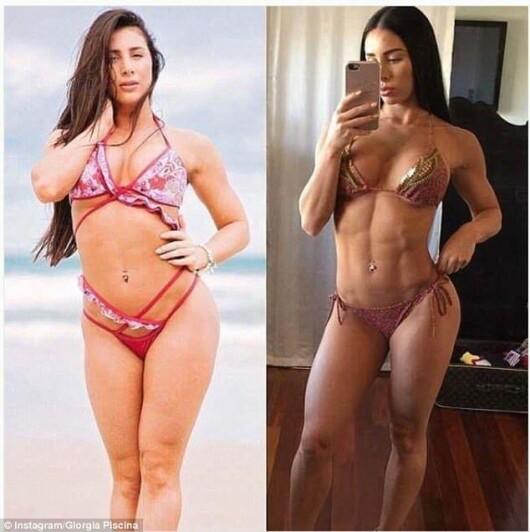 Cum a putut sa se schimbe aceasta femeie dupa si-a schimbat dieta! Transformarea este incredibila - 3