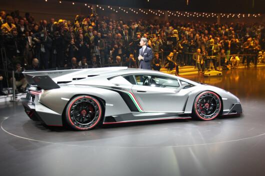 Lamborghini Veneno - 5