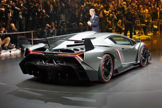 Lamborghini Veneno - 8