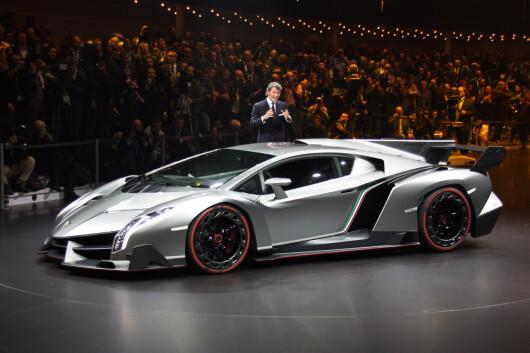 Lamborghini Veneno - 12