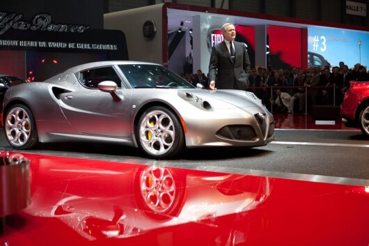 Alfa Romeo 4C Launch Edition - 8