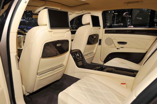 Bentley Geneva 2013 - 2