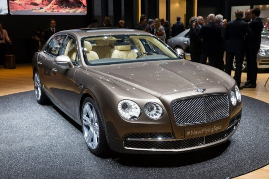 Bentley Geneva 2013 - 3