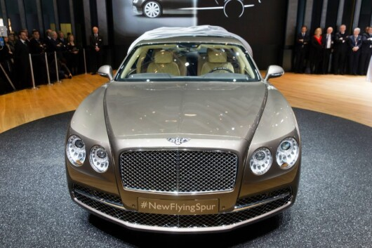 Bentley Geneva 2013 - 4