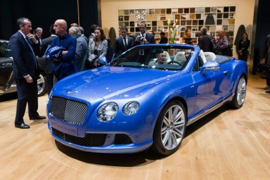 Bentley Geneva 2013 - 6