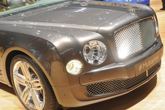 Bentley Geneva 2013 - 15
