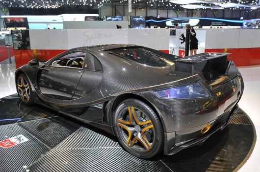 Spania GTA Spano - 2