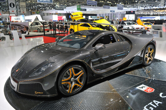 Spania GTA Spano - 3