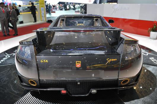Spania GTA Spano - 6