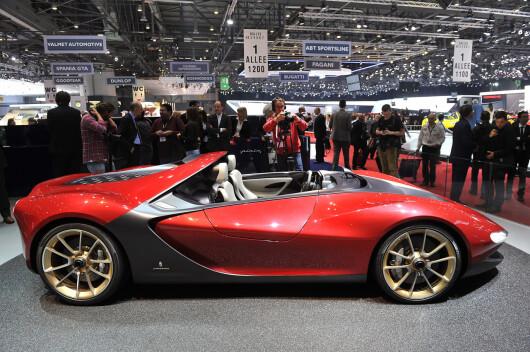 Pininfarina Sergio - 2