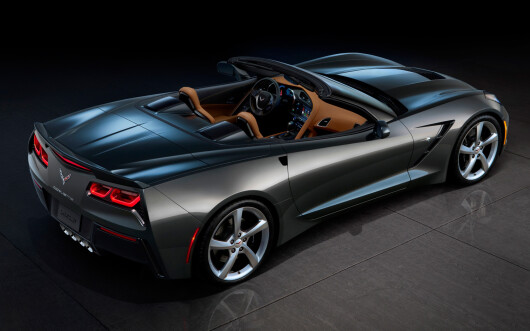 Chevrolet Corvette Stingray Convertible - 1