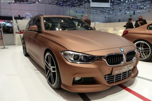 BMW tuning Geneva - 6