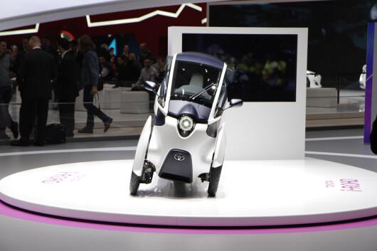 Toyota i-Road - 1