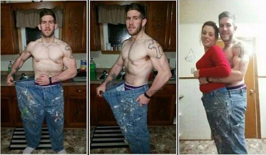 Doctorul i-a spus ca risca sa moara pana la 30 de ani daca nu slabeste. Cum arata dupa ce a dat joc 83 de kilograme