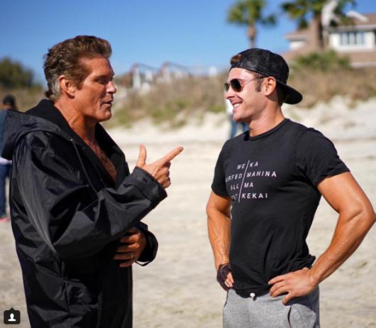 La 63 de ani, David Hasselhoff se pregateste cu The Rock pentru noul Baywatch. Cum arata actorul care devenit faimos in urma serialului