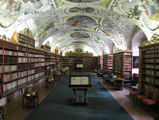 Biblioteci Valoroase din lume - 10