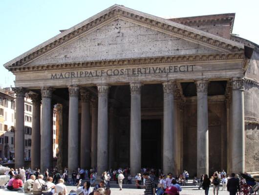 The Pantheon (Roma)