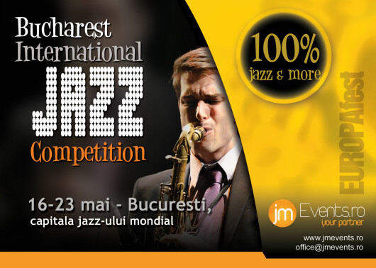 EUROPAfest – Bucharest International Jazz Competition - Teatrul Odeon