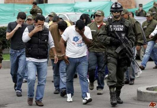 Cartelurile Columbiene de Droguri