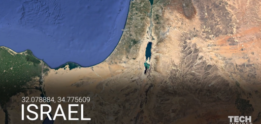 Sapte locuri de pe Planeta pe care nu le poti vedea pe Google Maps. Ce se afla acolo