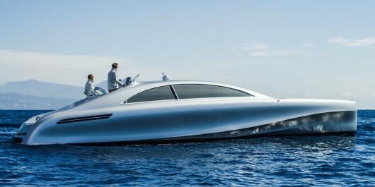 Mercedes a creat un yacht de lux pe care doar 10 oameni din lume il pot cumpara! Cat costa aceasta bijuterie - 6