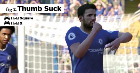Cele mai tari moduri de a celebra un gol in FIFA 17 si cum sa le faci