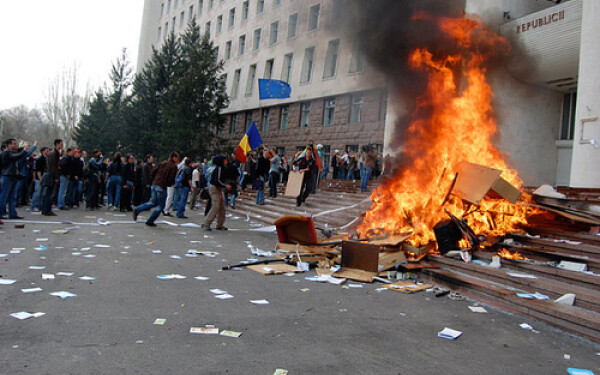 Proteste Moldova